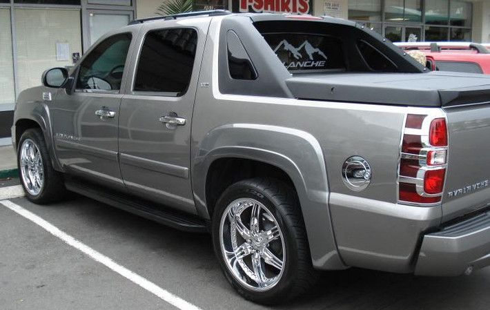 Chevy Avalanche Accessories Auto And Truck Accessories