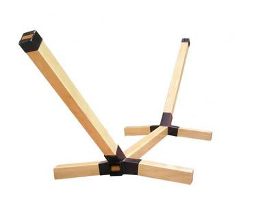 The Outback Frame Kit for Wooden Hammock Stand