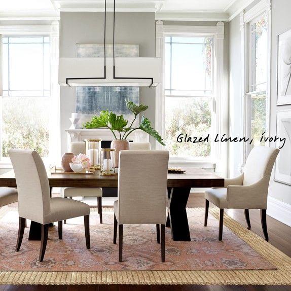 Belvedere Dining Side Chair In 2020 Dining Room Decor Elegant