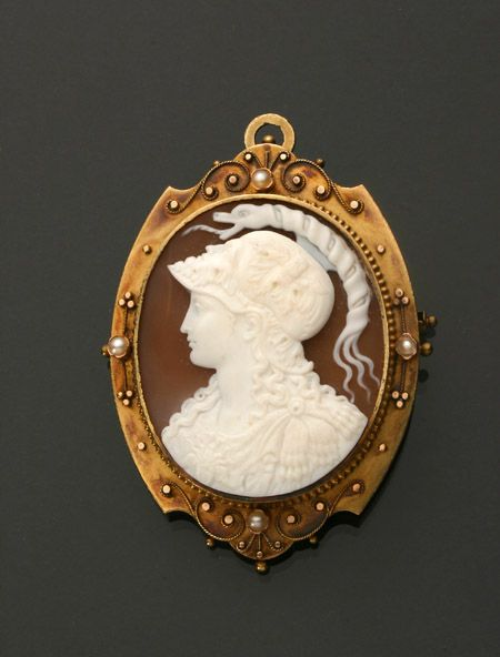 57 best cameos lockets images on pinterest cameo jewelry antique victorian tested 10 karat yellow gold shell cameo and seed pearl pendant brooch mozeypictures Image collections