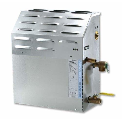 Mr Steam MSSUPER3EC1 Residential Steam Generator for 675 Maximum Range Cubic Feet - 15kW 240V 1 PH