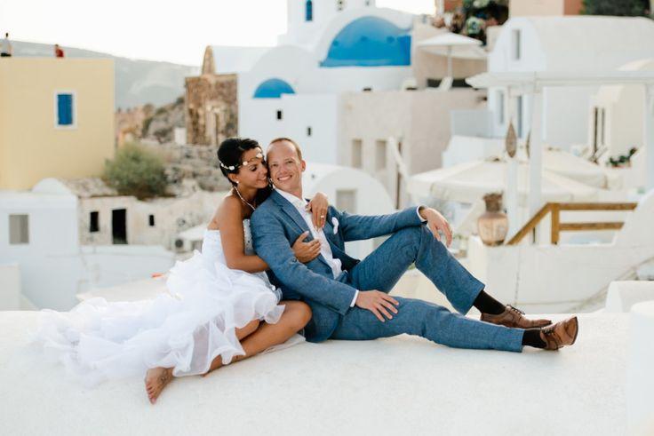 Santorini white houses   Wedding Photographer   Teodora Simon