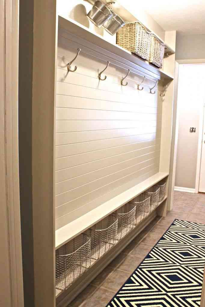 129 Best Mudroom Ideas Images On Pinterest For Wall Hooks 2018