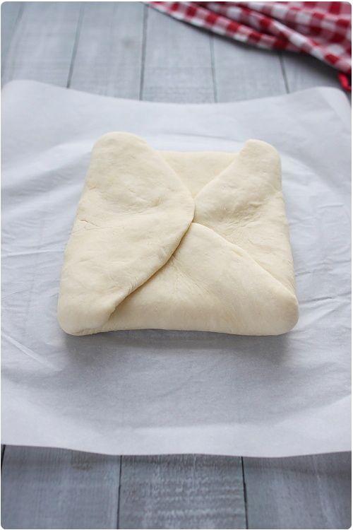 La pâte levée feuilletée : recette en images pour croissants et pains au chocolat | chefNini