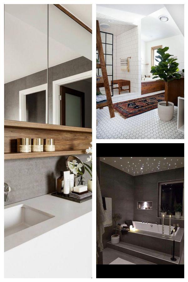 20 Gerahmte Badezimmerspiegel Ideen Fur Doppelwaschtisch