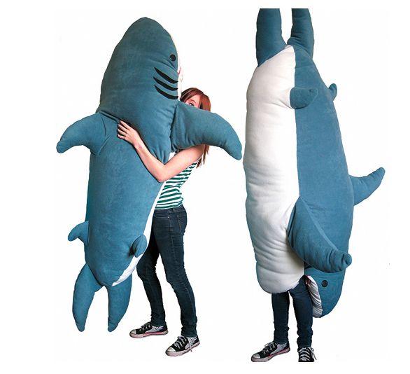 land shark pillow sleeping bag sugoooi pinterest