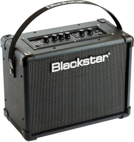Blackstar ID:CORE 20 is an amazingly versatile amplifier with a vast array of tones to explore. The Blackstar ID:CORE allows you to use it like a conventional amp, but also have the versatility of programmability. The Voice control has six different settings – Clean Warm, Clean Bright, Crunch, Super Crunch, OD 1, OD 2. When used together with Blackstar's patented ISF control you can get any tone you can think of.