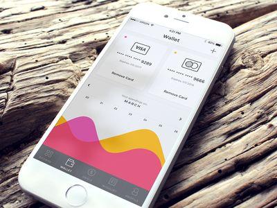 Wallet Screen