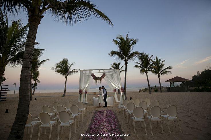 Wedding at The Mulia, Bali