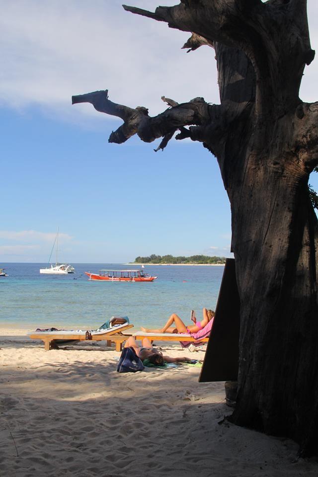 Gili Trawangan Good Heart Resort Beach