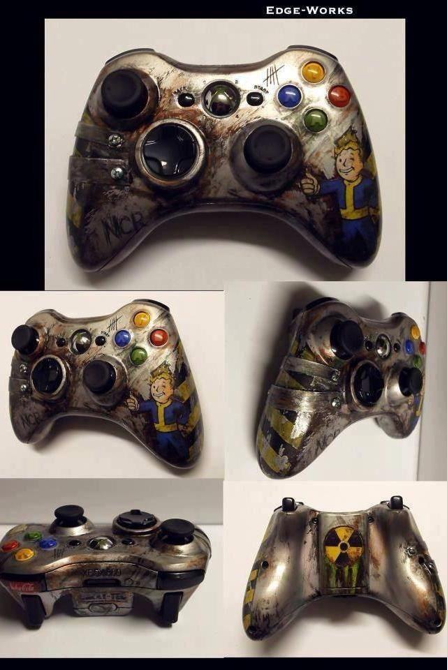 Fallout Theme Xbox controller