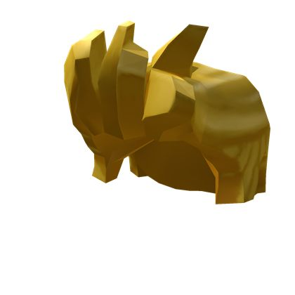 Blond Spiked Hair - ROBLOX