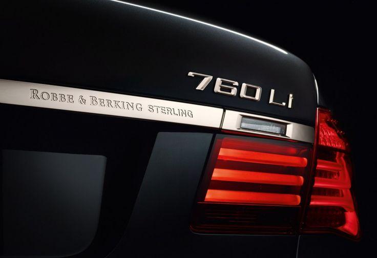2014-bmw-7-series-sterling-inspired-by-robbeberking #2014bmw #bmw7series #robbeberkingbmw