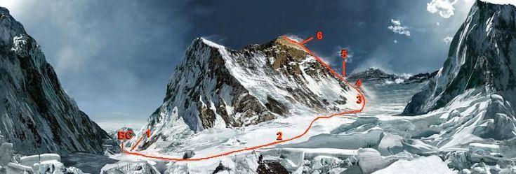 Expeterra: Mount Everest