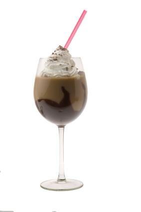 Frozen Mudslide Cocktail
