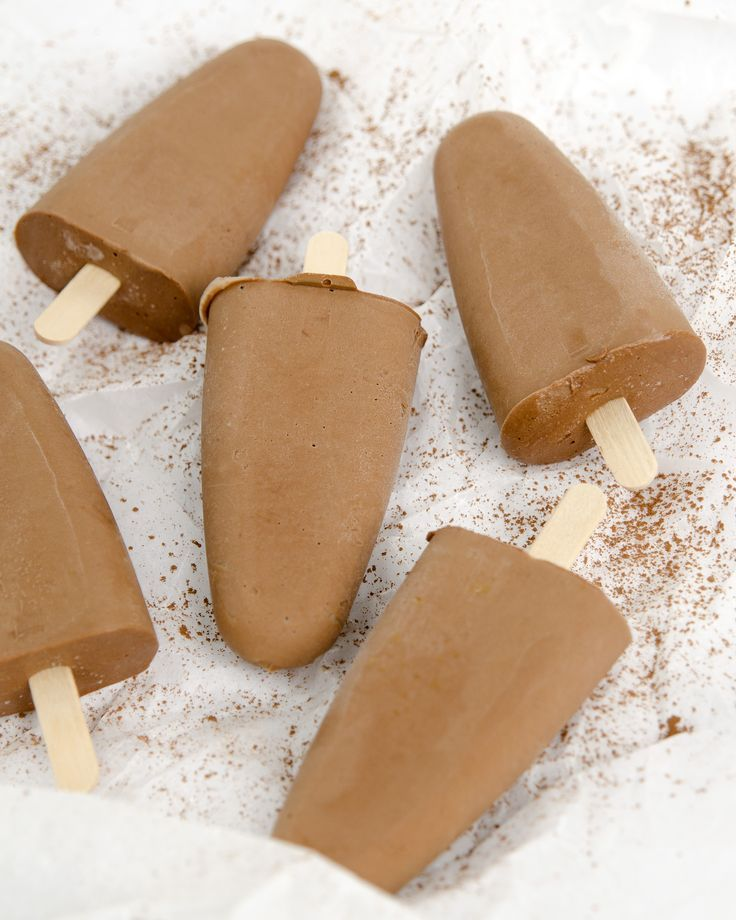My FUGESICLES recipe, from Plant-Powered Families, featured on @veganhightechmo #vegan #glutenfree
