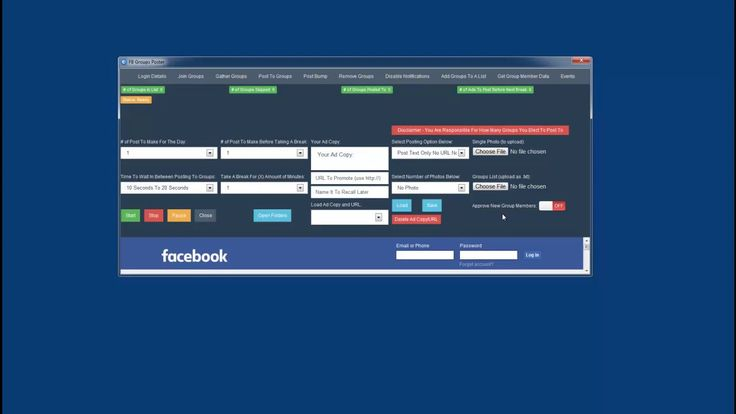 FB Groups Poster V3 Review    Facebook Groups Auto Poster Software V3