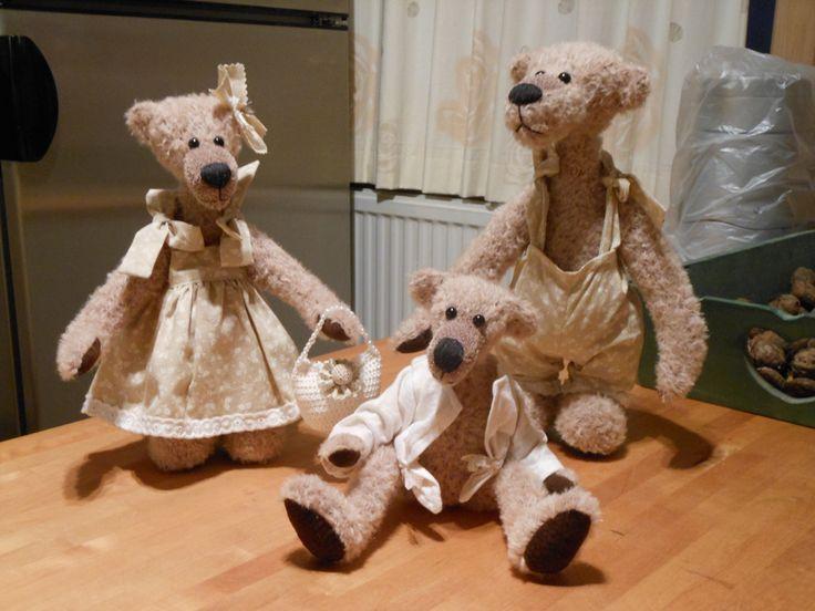 quilten voor beginners beren - Google zoeken