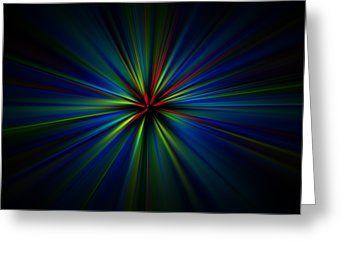 All Greeting Cards - Esplosione di luce colorata su fondo nero Greeting Card by Orazio Puccio #business #b2bmarketing #socialmediamarketing #contentmarketing #marketingtips #digitalmarketing #marketing