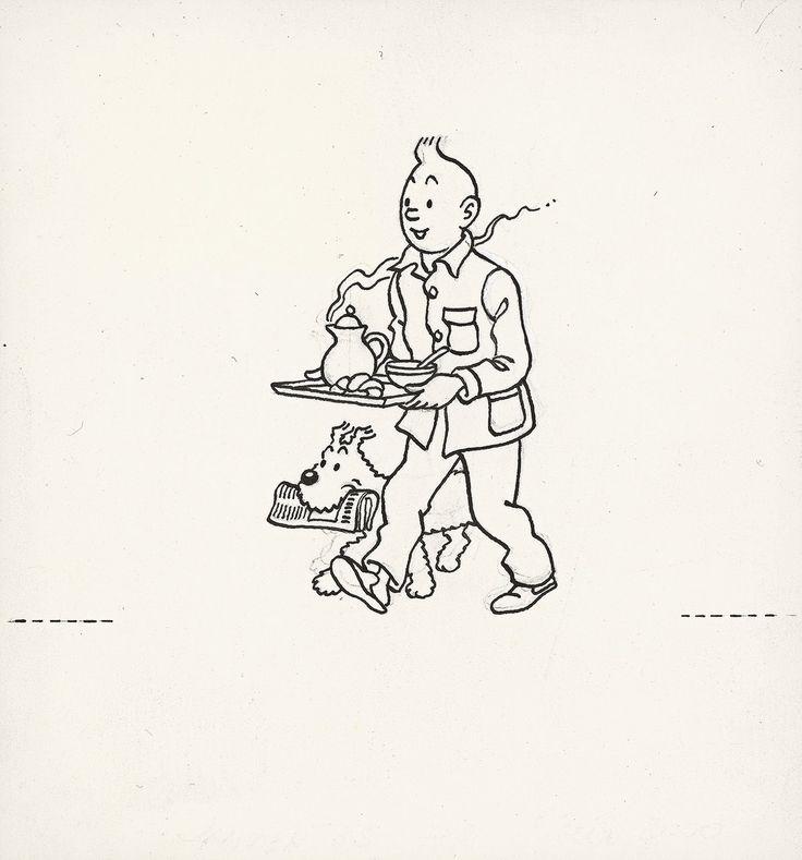 Catalogue de la vente L'Univers du Créateur de Tintin à Artcurial - Fin de la vente le 08 Avril 2017   Auction.fr   Page 3