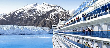 What better way to see the world then on a cruise!