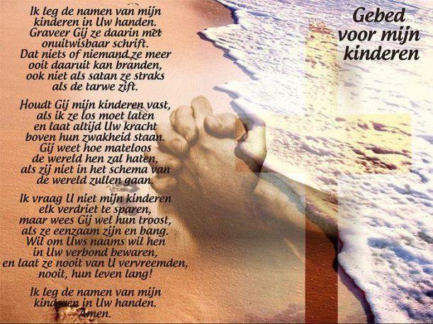gebed ziek kind - Google zoeken