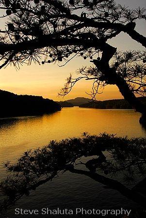 Summersville Lake, West Virginia, US