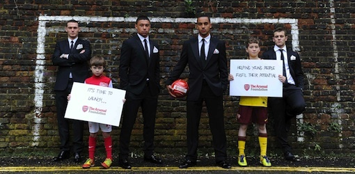 The #Arsenal Foundation