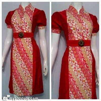 Batik Bagoes Model Baju Dress Batik Bagoes Seri Elizabeth  Call Order : 085-959-844-222, 087-835-218-426 Pin BB 23BE5500 Model Baju Dress Batik Bagoes Seri Elizabeth  Harga Retailer : Rp.120.000.-/pcs  ukuran : Allsize