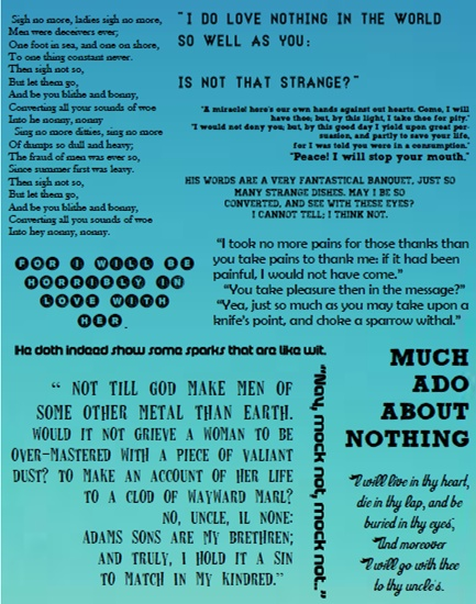 Much Ado About Nothing Essay | Essay
