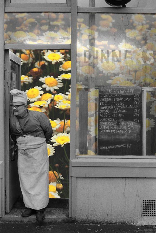 """""""Flowershop"""" by Merve Ozaslan"""