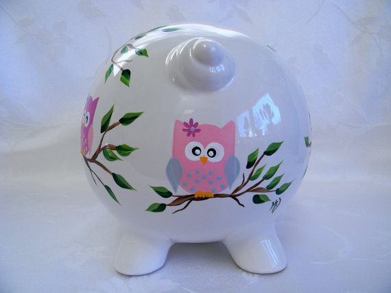 25 best ideas about piggy banks on pinterest pig bank Large piggy banks for adults