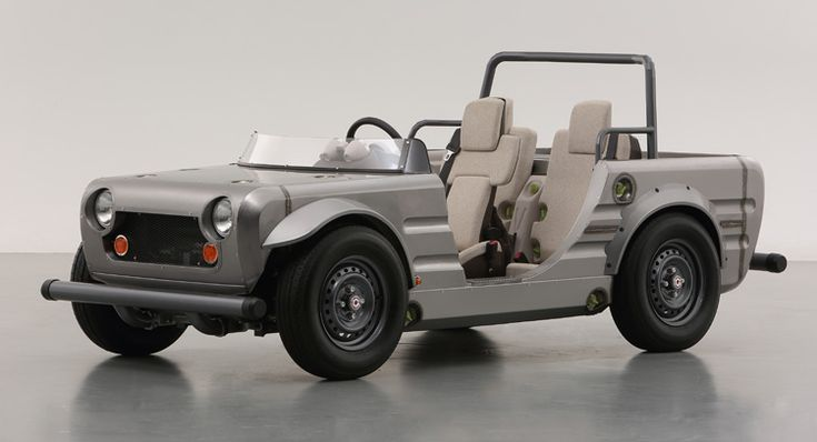 Camatte Hajime Is Toyota's Latest Concept Car For Kids