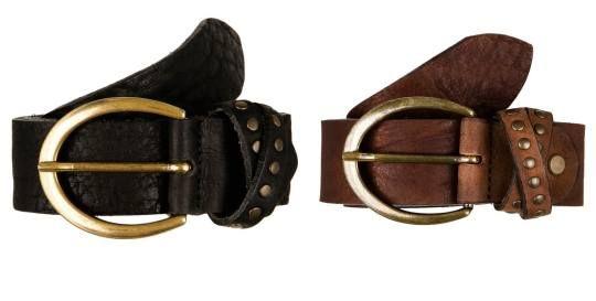 Tom Tailor Cinturón Marrón cinturones Tom Tailor marrón cinturón Noe.Moda