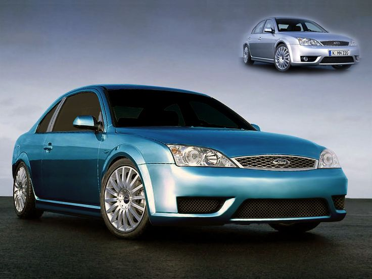 https://flic.kr/p/wsCwPX | Ford Mondeo ST220 coupe Virtual tuning