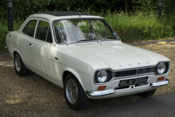 FORD ESCORT MK1 LOTUS TWIN CAM CLASSIC GENUINE ORIGINAL CLASSIC CAR | eBay