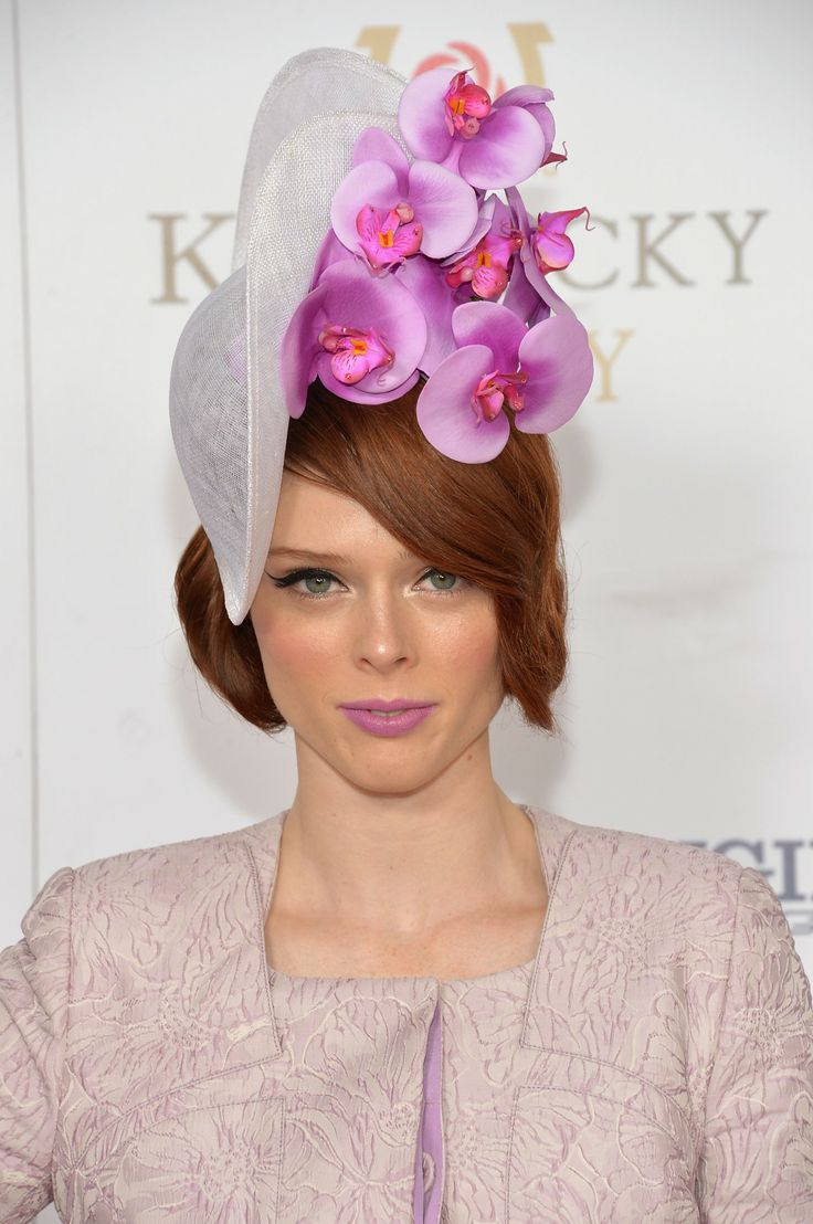 Kentucky Derby Hairstyles 133 Best Images About Kentucky Derby Hats On Pinterest Horse