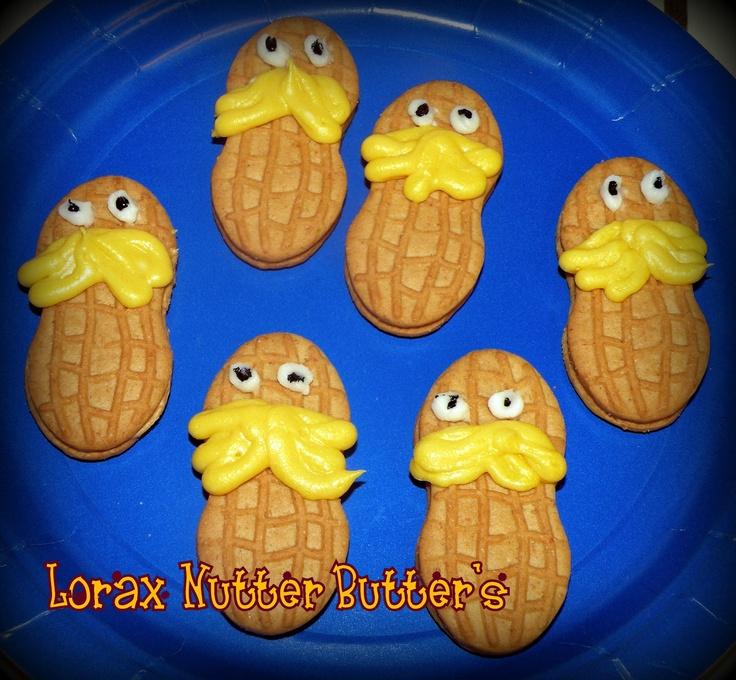 Lorax Nutter Butters