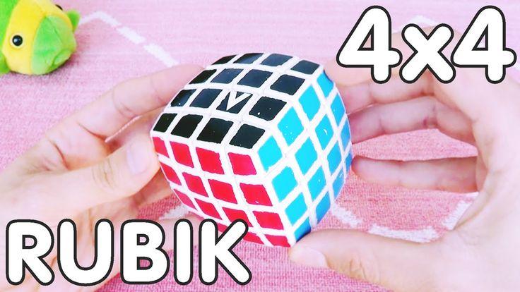 Cómo RESOLVER el Cubo de RUBIK 4x4 | Tutorial TheMaoiSha