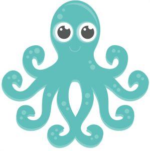 Octopus SVG