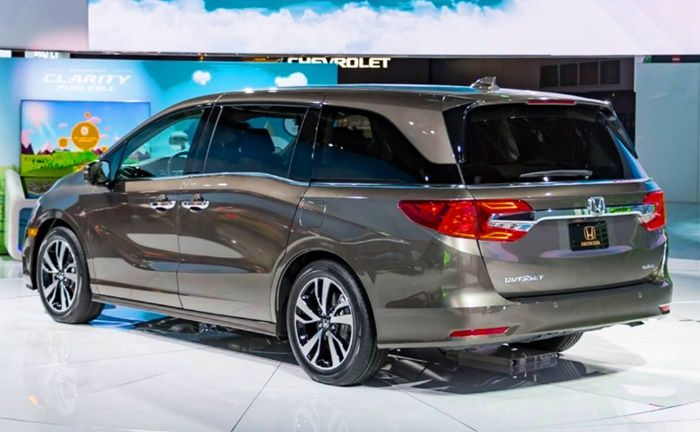 2020 Honda Odyssey Hybrid Canada Release Date Honda Sold 56 611 Units Of The Odyssey In The First Seven Months Of The Year Or 6 5 Percent Less Than The Janua