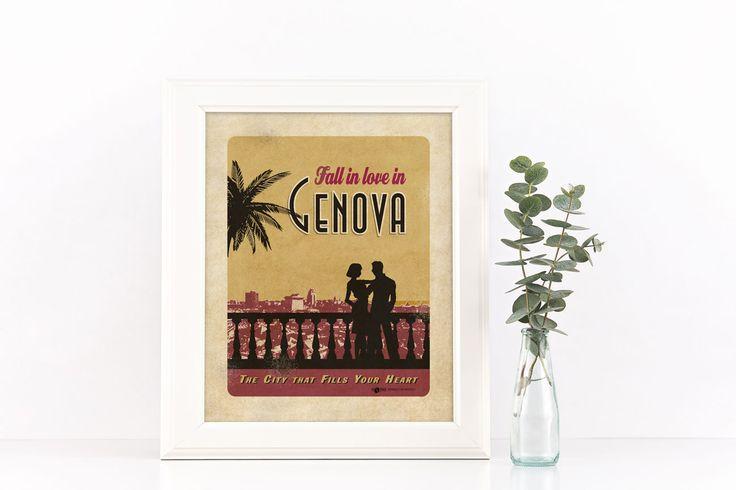 #genova #liguria #vintage #genoa #zena #liguria #vintage #targhevintage #vimages…