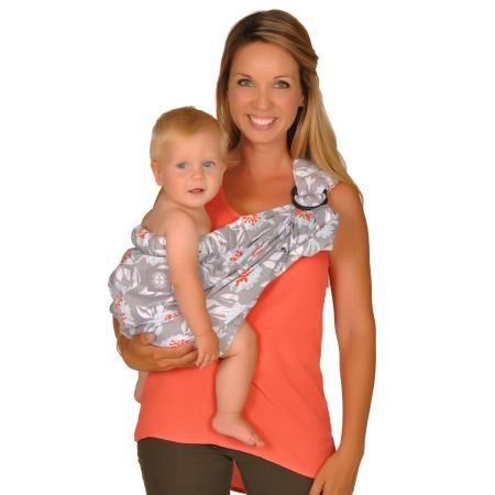 Balboa Adjustable Sling - The Adjustable Sling offers parents hands free motion and promotes bonding.