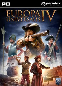 Europa Universalis IV, finally started playing this one, even tho i still play CK2 :)