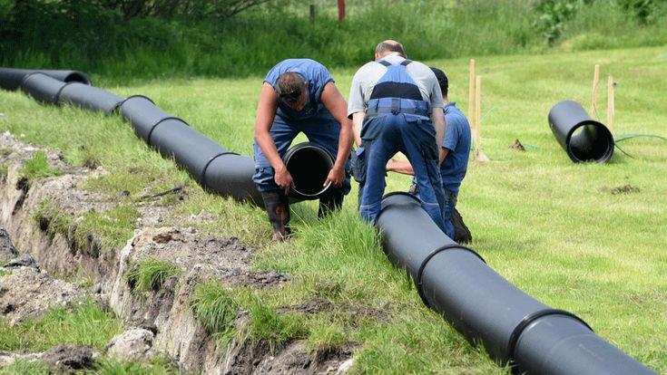 World's Largest Heavy Metal Music Festival Installs Beer Pipeline