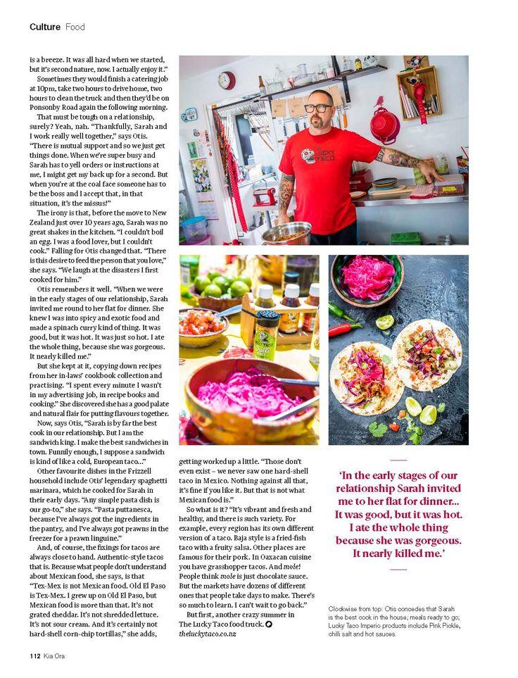 Part 2 of Kia Ora Magazine! #MexicanWave ❤️