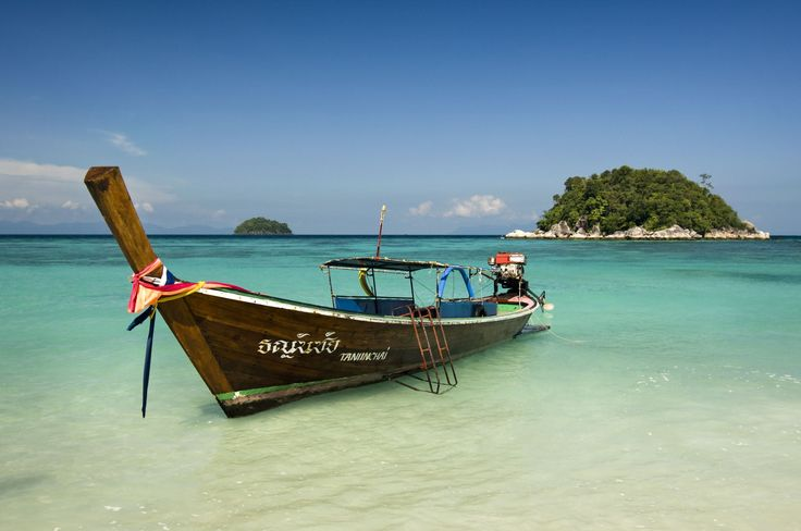 49 Islands You Must Visit Before You Die. Koh Lipe, Thailand.