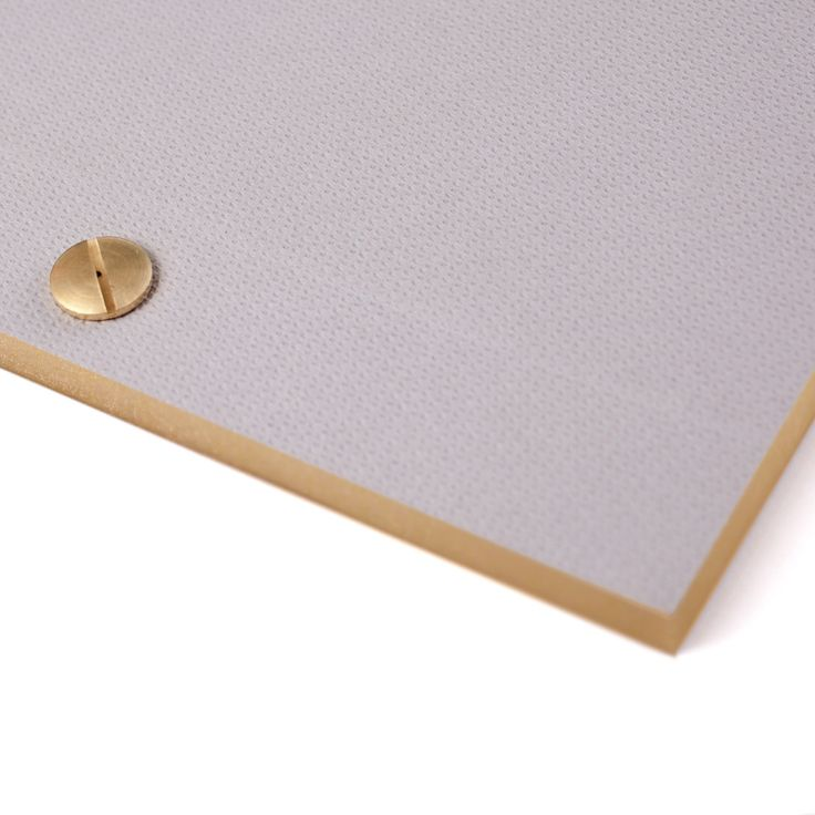 Luxe notebook by Studio Sarah