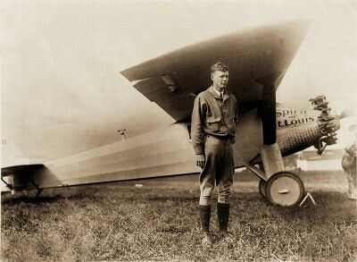 TheSpirit of St. Louis(Registration: N-X-211) is the custom-built, single engine, single-seatmonoplanethat was flown solo byCharles Lindberghon May 20–21, 1927, on thefirst non-stop flightfromNew YorktoParisfor which Lindbergh won the $25,000Orteig Prize.  Lindbergh took off in theSpiritfromRoosevelt Airfield,Garden City(Long Island),New Yorkand landed 33 hours, 30 minutes later atAéroport Le BourgetinParis,France, a distance of approximately 3,600 miles (5,800km)? One…