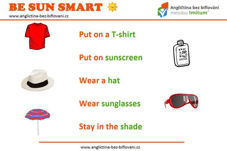 Při vysokých letních teplotách je vhodné dodržovat určitá pravidla, abychom ochránili náš organismus a naše zdraví. ☀ #leto #slunce #ochrana